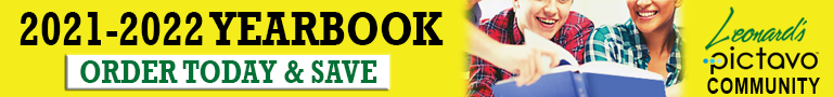 2021-2022 Yearbook - Order Today & Save